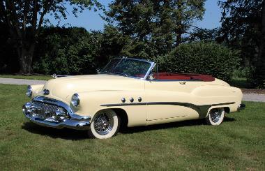 1951 Buick Roadmaster